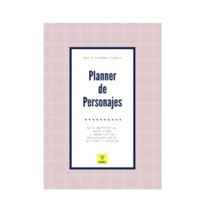 Planner de personajes portada