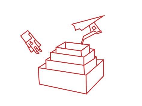 Las cajas chinas o muñecas rusas