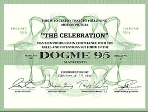 guion Dogma 95