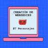 Personajes de series web
