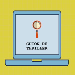 cómo escribir un thriller