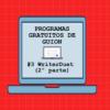 Programa Writerduet