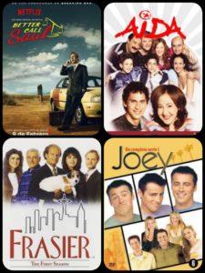 Ejemplos de series spin off