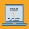 Escribir un thriller