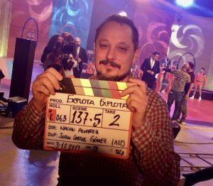 David Esteban Cubero - Explota explota