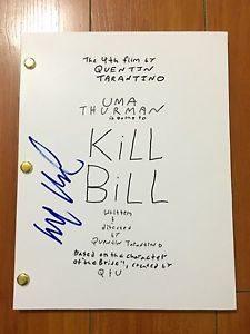 Análisis guion kill bill