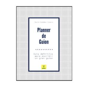 Planner de guion-portada cuadrada