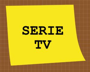 biblia y piloto de serie de tv